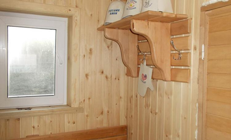 Агроусадьба «Нёманская», Аренда русской бани на дровах в агроусадьбе «Неманская»