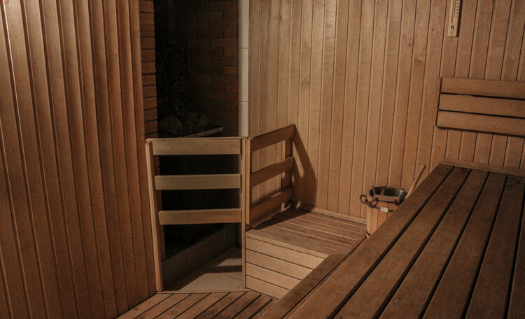 Агроусадьба Чаплин Гостевой домик 2 с баней и бассейном
