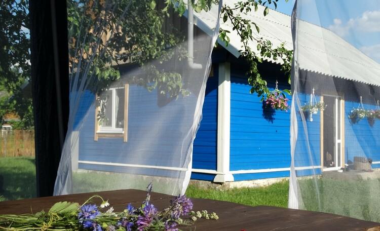 Агроусадьба «Оленья», Домик для отдыха (две смежные спальни и кухня)