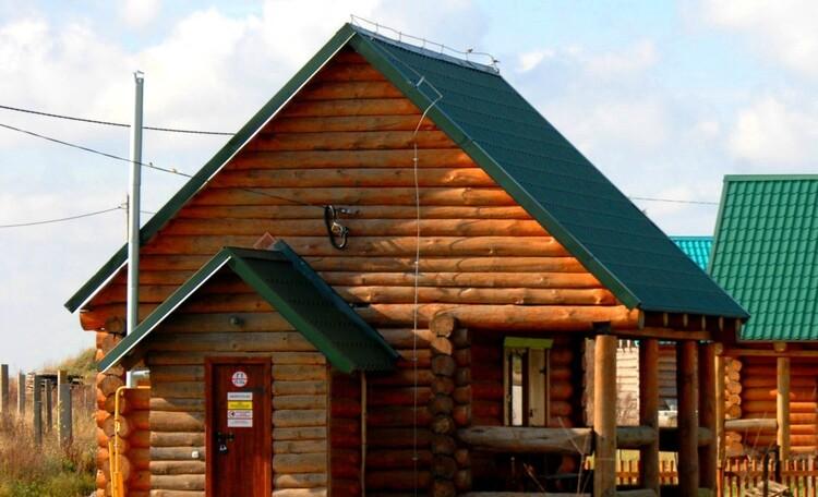 Зона отдыха и рыболовства в д.Ивань «Зори», Домик №3