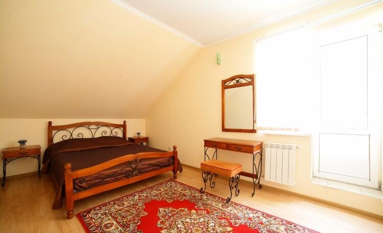 База отдыха «Плещеницы», Люкс 1, 2, 3 - спальня