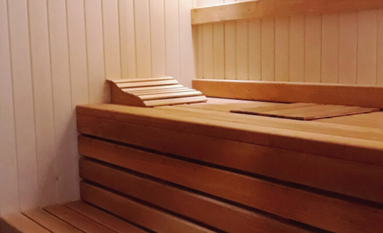 наша банька на дровах