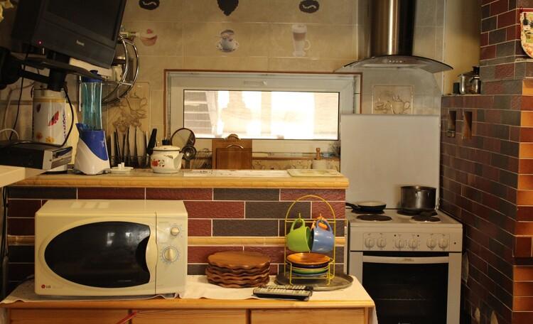 Агроусадьба «Горячки», Кухня