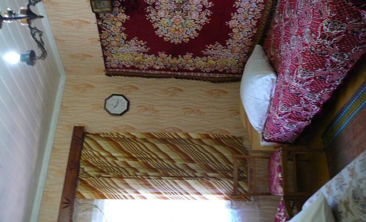 Агроусадьба «Мацейкава сяліба», спальня в доме деревенский