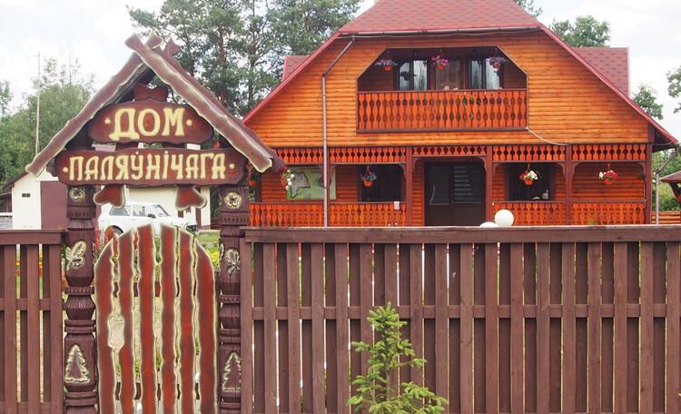 Дом охотника «Лесной кордон»