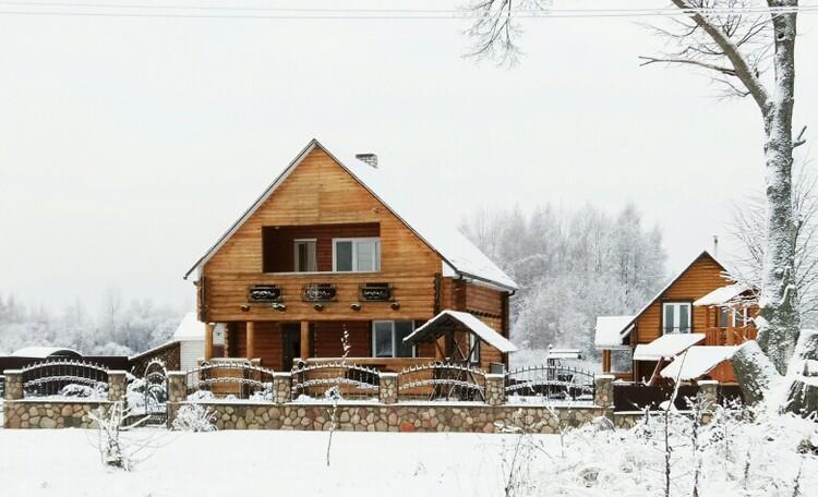 "Агроусадьба ""Белорусский Байкал"""