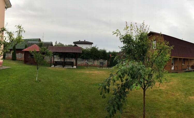 Агроусадьба: Коттедж «Садовый» (Нарочанский Уют)