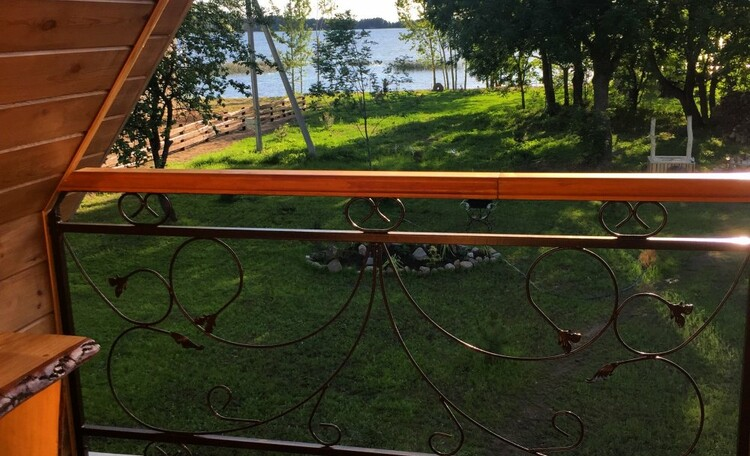 Дом для отдыха на Браславских озёрах «Мишки».Зимние скидки на пребывание больше 5 дней... Звоните!!!