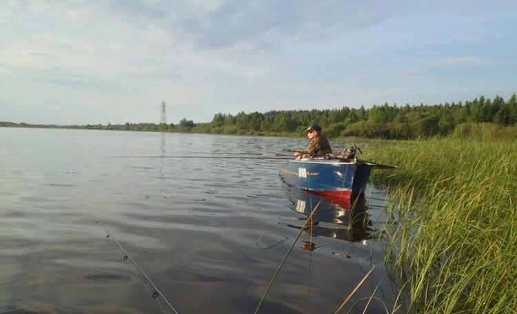 «Вилейские просторы» Семейный отдых. Рыбалка. Вилейское водохранилище.
