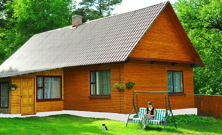 Усадьба Пущанка в Беловежской Пуще, Комфортабельный гостевой дом агроусадьбы «Пущанка» в Беловежской пуще