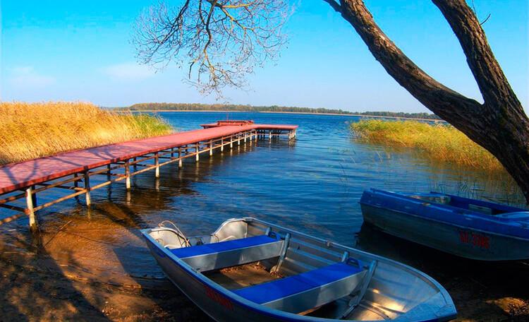 Усадьба «Розета», Усадьба «Розета». Организация рыбалки на Браславских озерах