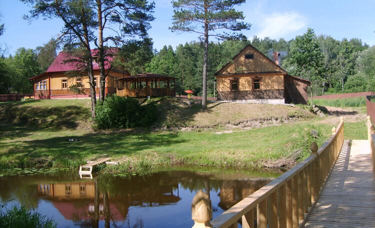Охотничий дом (д.Янковичи)