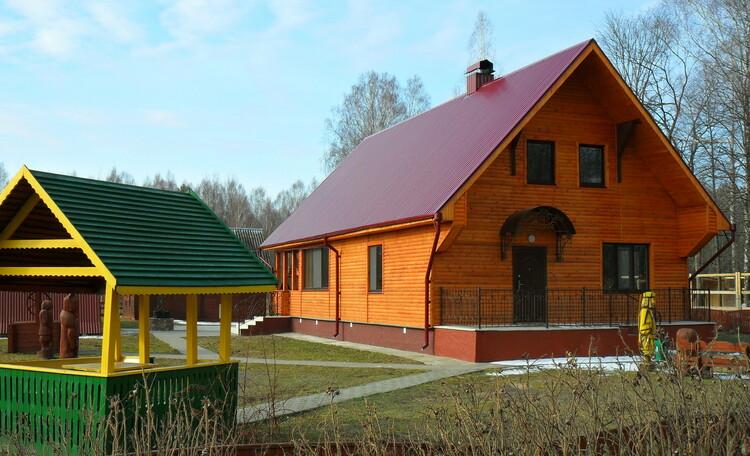 «Дом охотника» ГЛХУ «Слуцкий лесхоз»