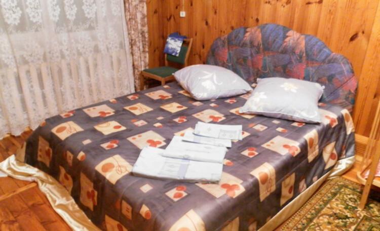 Усадьба «Лолуа», спальная комната