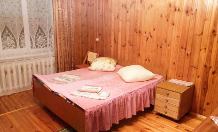 """Estate """"Lolua"""", спальная комната"""