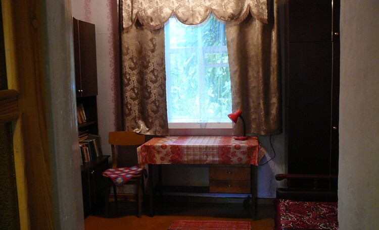 Агроусадьба «Мацейкава сяліба», спаленка в доме деревенский