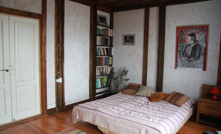 Гостевая спальня 2 в каптарунском театре