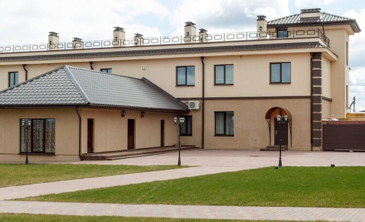 Braslav Lakes Hotel, ГОСТИНИЧНЫЙ КОРПУС 1