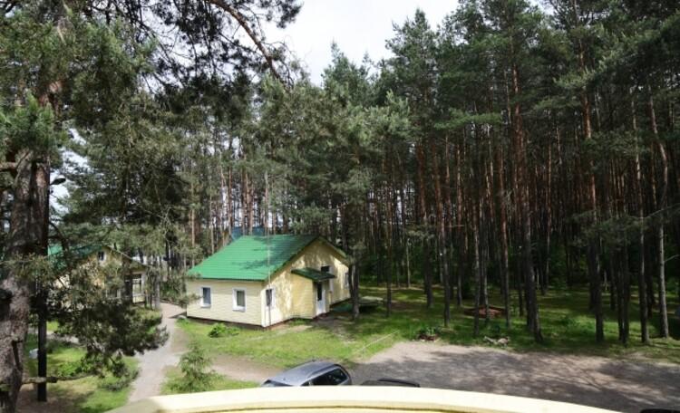 """Recreation centre """"Pleshchenitsy"""", Территория"""