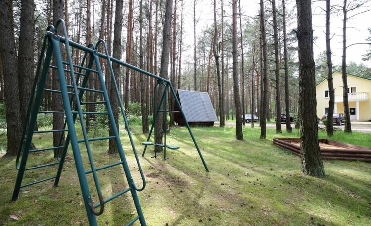 База отдыха «Плещеницы», Детская площадка