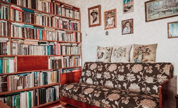 Агроусадьба «Пущанский дворик», Дополнительное место: раскладывающийся диван