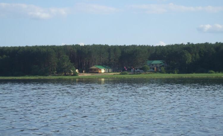 База отдыха «Плещеницы», Водохранилище