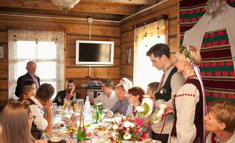 Агроусадьба «Мартинова Гусь», Свадьбы в нашей усадьбе