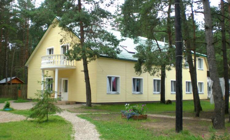 "Recreation centre ""Pleshchenitsy"", Гостиница"
