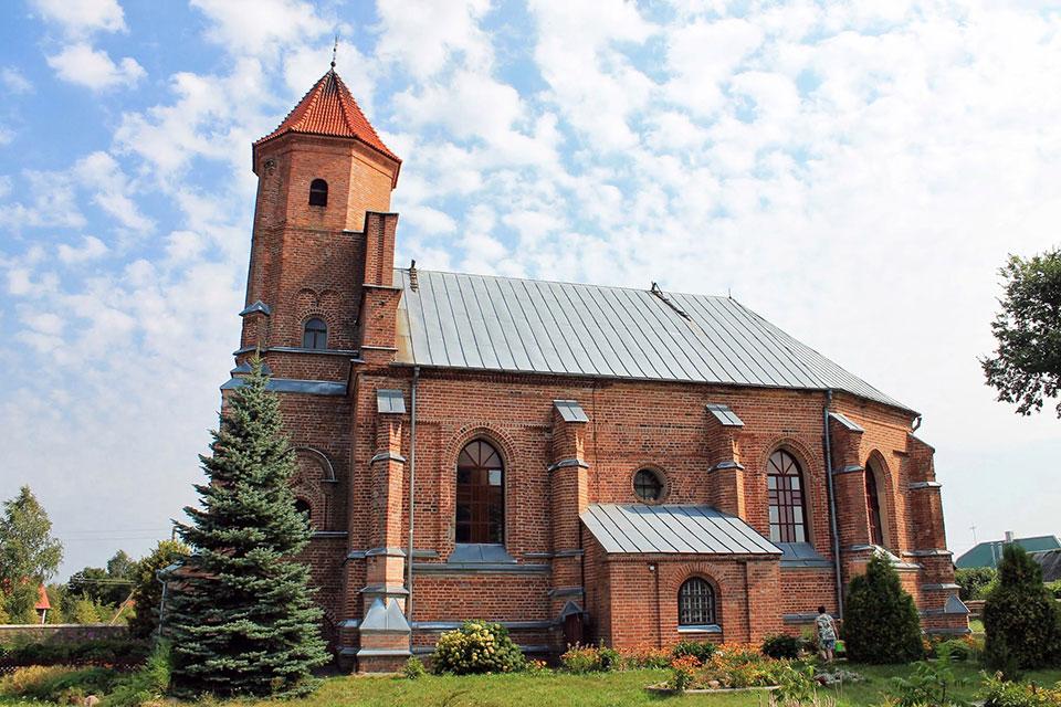 Костел Святого Михаила Архангела в Гнезно, Костел Святого Михаила Архангела