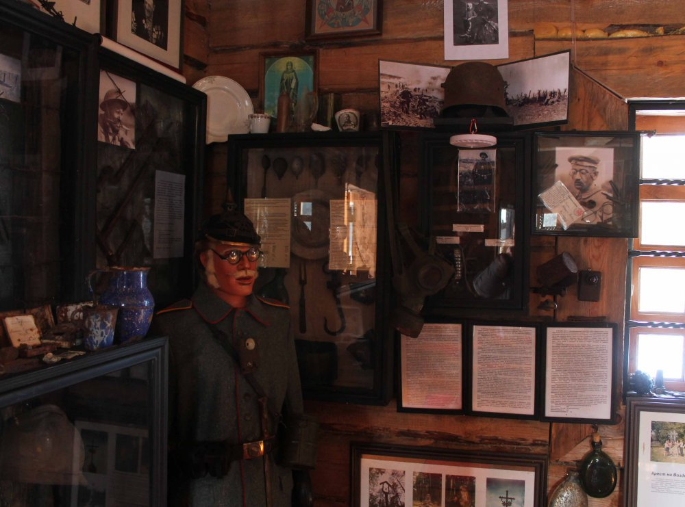 Музей первой мировой войны в Забродье