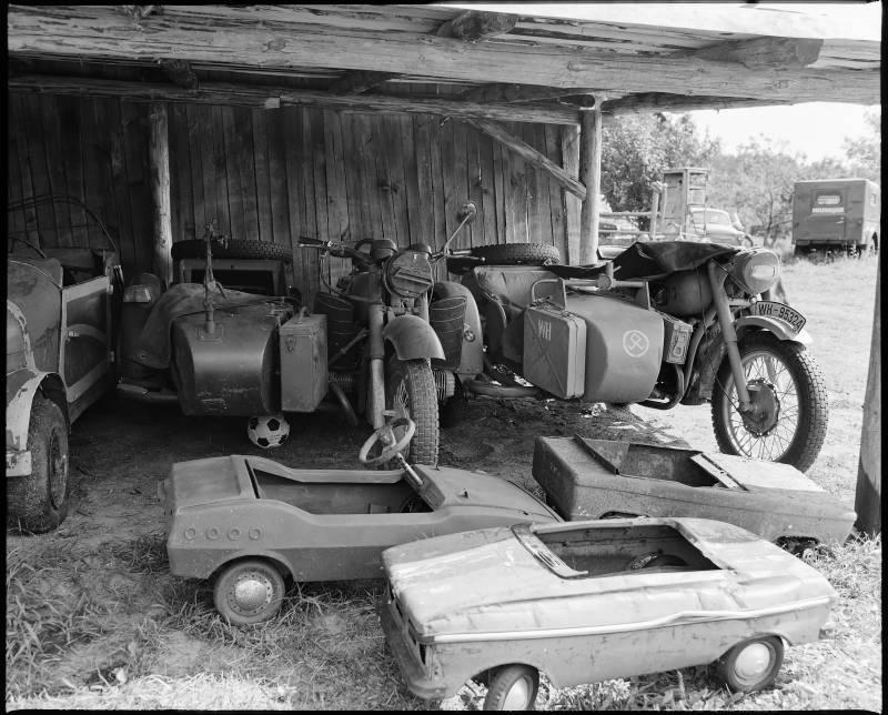 Музей ретро-автомобилей в Забродье