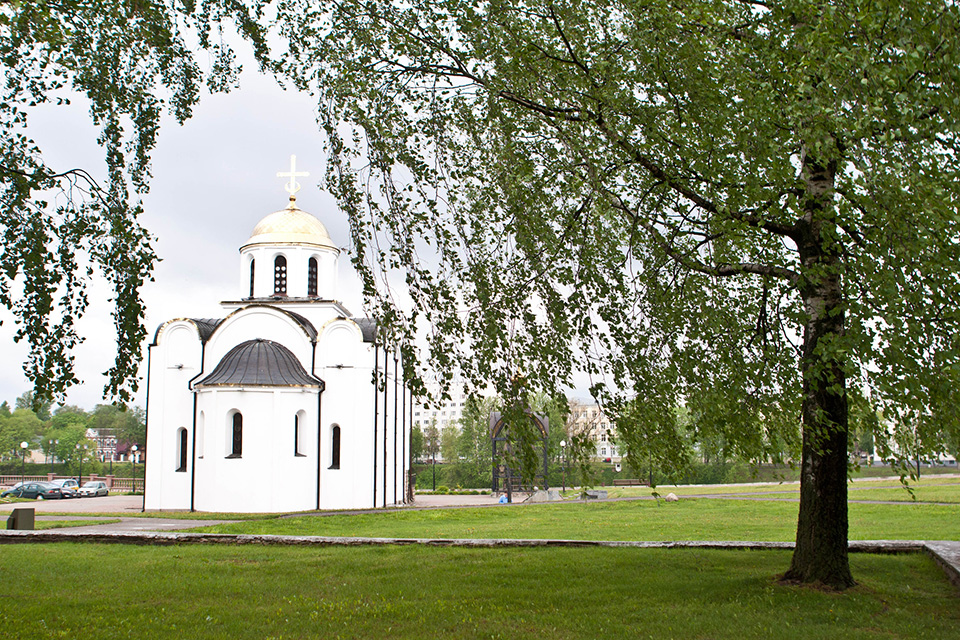 Благовещенская церковь в Витебске, Благовещенская церковь