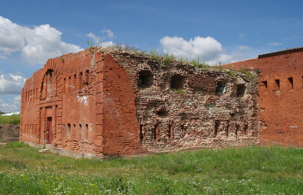 Bobruisk fortress, Бобруйская крепость