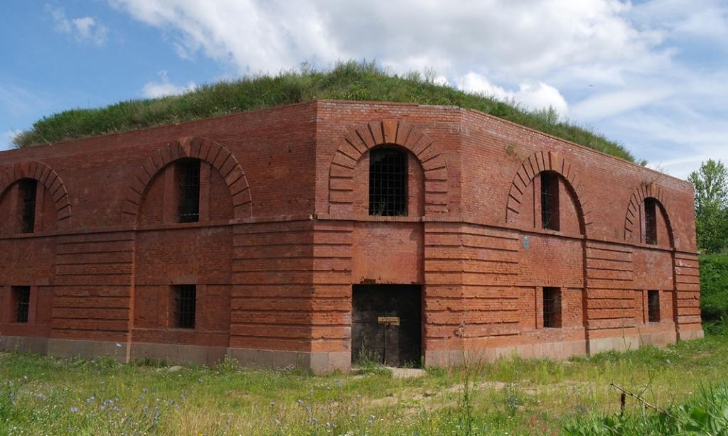 Bobruisk fortress, Укрепления Бобруйской крепости