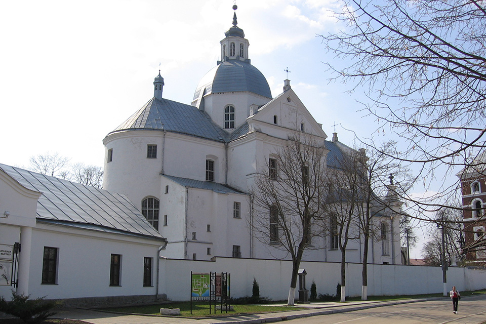 Cathedral Church in Nesvizh