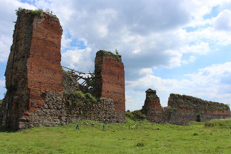 Krevo castle
