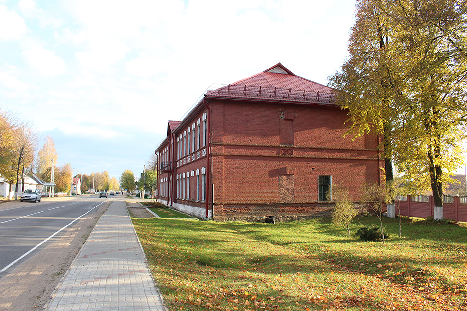 Бегомльский музей Народной Славы, Музей Народной Славы в Бегомле