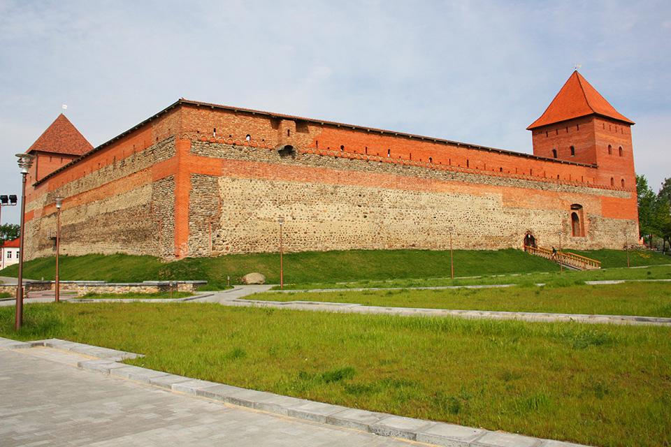 Lida castle (Gediminas Castle)