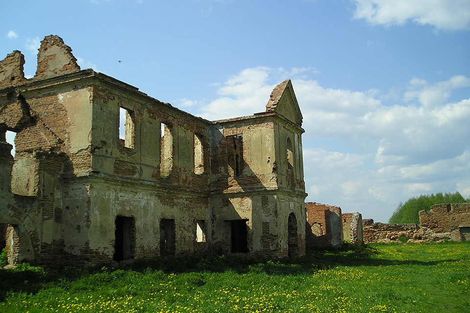 The Carthusian monastery in Beryoza