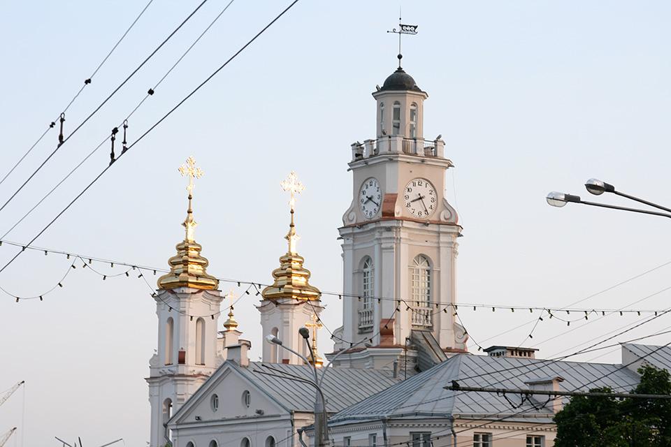 фото ратуша витебск