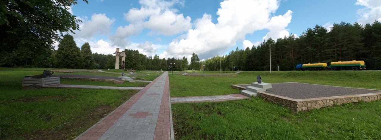 Мемориальный комплекс «Шуневка», Шуневка. Мемориальный комплекс «Проклятие фашизму»