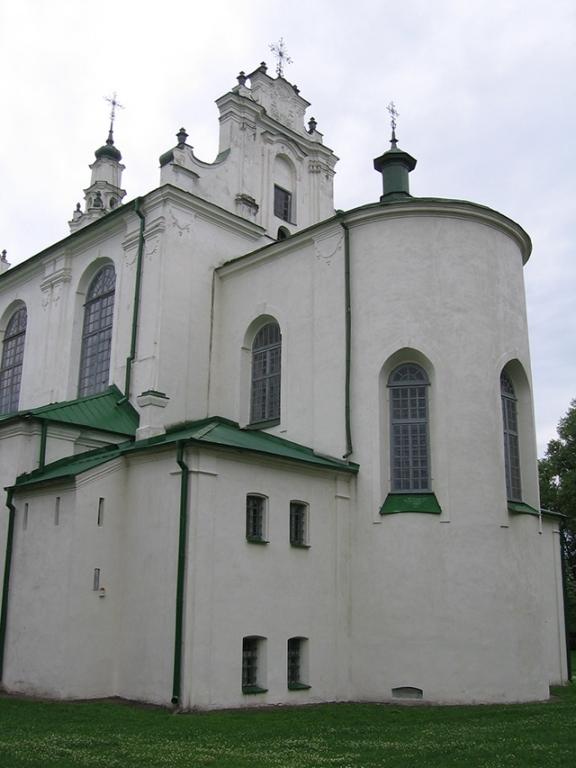 Софийский собор в Полоцке, Софийский собор