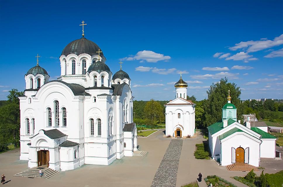 Спасо-Ефросиньевский монастырь, © ArtGapan