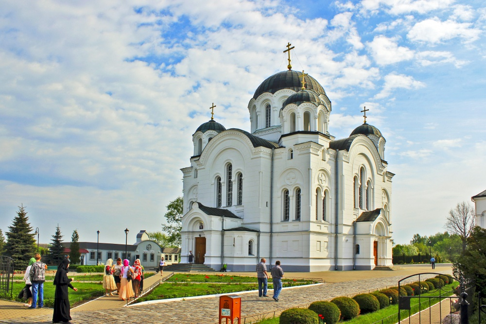 Спасо-Ефросиньевский монастырь, © Sorvanec