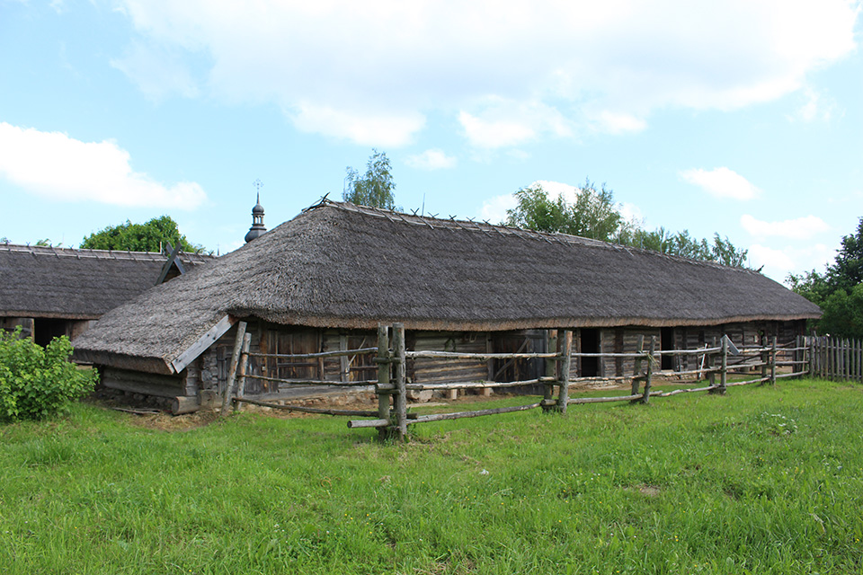Strochitsy - Museum of folk architecture and domestic life