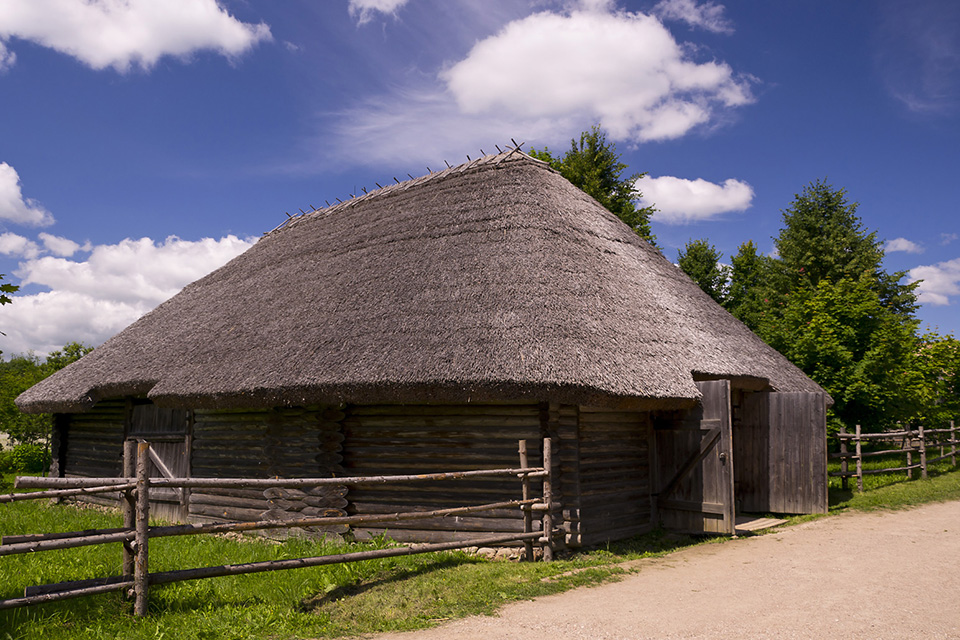 Strochitsy - Museum of folk architecture and domestic life, © Scyld Scefing